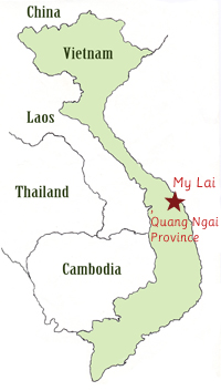 Quang Ngai Vietnam Map.Where We Work Projects In Vietnam